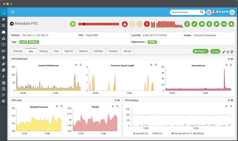 Real Time Data Analytics Platform